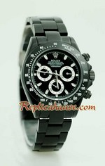 Rolex Replica Daytona PVD Watch 1