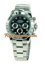 Rolex Replica Daytona Silver Watch 11