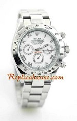 Rolex Replica Daytona Silver Watch 6<font color=red>������Ǥ���</font>