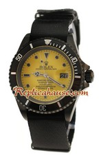 Rolex Replica Submariner Bamford and Sons Limited Edition Swiss Watch 04