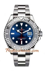 Rolex Yachtmaster Blue Edition Watch 02