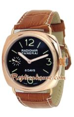Panerai Radiomir 8 Day 2012 Watch 1