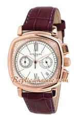 Patek Philippe Ladies Relojes First Chronograph 2012 Watch 05<font color=red>หมดชั่วคราว</font>
