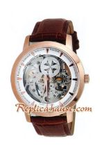 Vacheron Constantin Skeleton Round 2012 Replica Watch 08