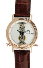 Corum Round Golden Bridge Limited Edition 4