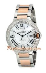 Cartier Ballon Stainless Steel Case Diameter 2012 Watches 2