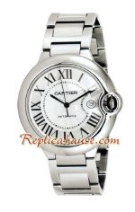 Cartier Ballon Stainless Steel Case Diameter 2012 Watches 3