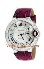 Cartier Ballon Stainless Steel Case Diameter 2012 Watches 6