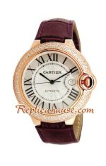 Cartier Ballon Stainless Steel Case Diameter 2012 Watches 8