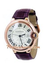 Cartier Ballon Stainless Steel Case Diameter 2012 Watches 9