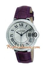Cartier Ballon Bleu Extra-Large Chronograph 2012 Watches 1
