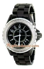 Chanel J12 Authentic Ceramic Watch 8