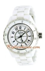 Chanel J12 Authentic Ceramic Watch 1