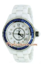 Chanel J12 Jewelry Authentic Ceramic Watch 1