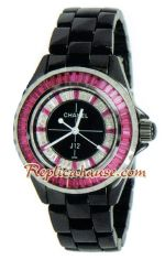 Chanel J12 Jewelry Authentic Ceramic Watch 6