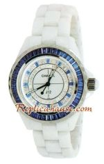 Chanel J12 Jewelry Authentic Ceramic Watch 9