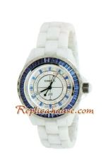 Chanel J12 Jewelry Authentic Ceramic Lady Watch 9
