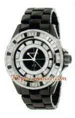 Chanel J12 Jewelry Authentic Ceramic Watch 11