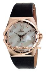 Omega Constellation 2012 Replica Watch Ladies 2