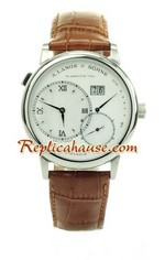 A. Lange & Sohne Grand Lange 1 Replica Watch 12