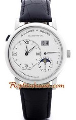 A. Lange & Sohne Lange 1 Replica Watch 2