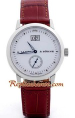 A. Lange & Sohne SAXONIA 1 Replica Watch<font color=red>������Ǥ���</font>