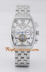 Franck Muller Conquistador Tourbillon Watch 2