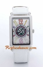 Franck Muller Long Island Roulette Replica Watch 04