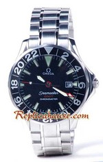 Omega Seamaster GMT Replica Watch 1
