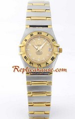 Omega Constellation Replica Watch Ladies 2