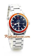 Omega Seamaster Planet Ocean Edition Ladies Replica Watch 2