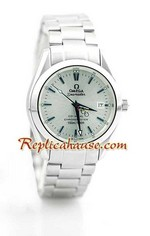 Omega Seamaster Ladies Replica Watch 3