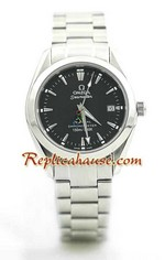 Omega Seamaster Ladies Replica Watch 4