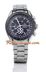 Omega Speedmaster Racing Replica Watch 7<font color=red>หมดชั่วคราว</font>