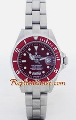 Rolex Replica CocaCola - Ladies