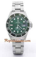 Rolex Submariner Green Dial