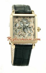 Vacheron Constantin Skeleton Square Replica Watch 01