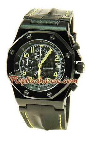 Audemars Piguet Royal Oak Offshore End of Days Swiss Watch 01