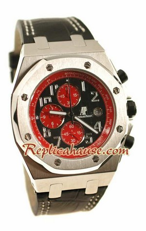 Audemars Piguet Offshore Replica Watch - Swiss Structure Watch 11