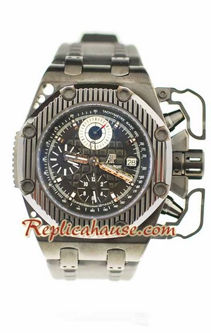 Audemars Piguet Royal Oak Offshore Survivor Chronograph Swiss Replica Watch 1