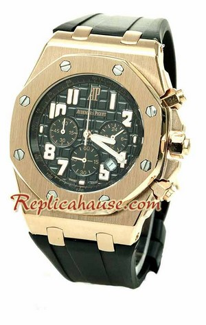 Audemars Piguet Offshore Replica Watch - Swiss Structure Watch 10