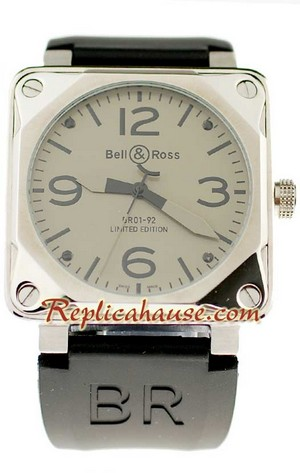 Bell and Ross BR01-92 Limited Edition Replica Watch 12