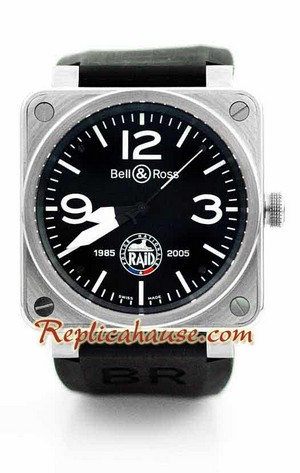 Bell and Ross Automatic Swiss Replica Watch 1