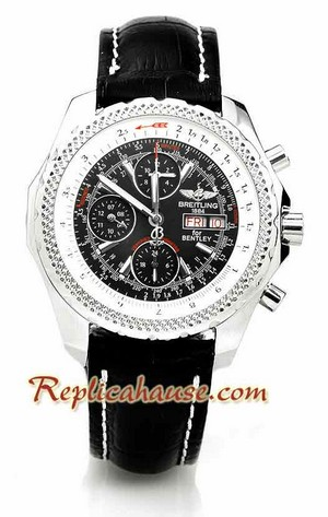 Breitling for Bentley Mid Sized Automatic Watch 1