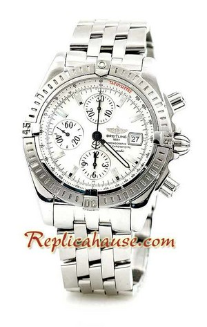 Breitling Chronomat Evolution Swiss Replica Watch 2