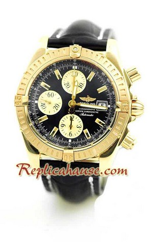 Breitling Chronomat Evolution Swiss Replica Watch 4