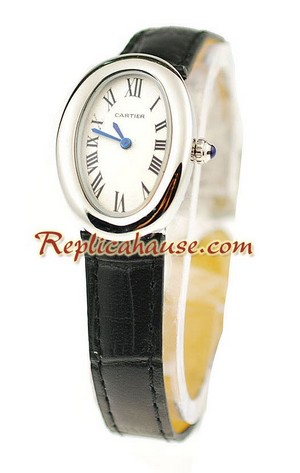 Cartier Baignoire Ladies Replica Watch 5