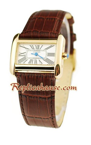 Cartier Divans Ladies Replica Watch 4