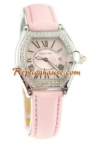 Cartier Roadster Ladies Replica Watch 6