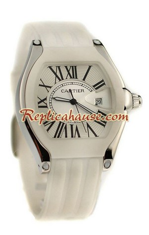 Cartier Roadster Replica Watch 13